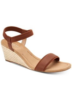 Alfani Women's Step 'N Flex Gillee Wedge Sandals, Created for Macy's Women's Shoes