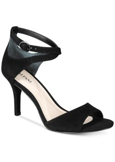 Alfani Women's Ginnii Ankle-Strap Dress Sandals, Only at Macy's Women's Shoes