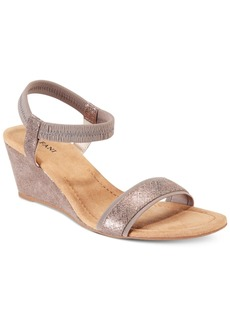 Alfani Women's Giselee Wedge Sandals, Created for Macy's Women's Shoes