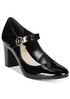 Alfani Women's Hillaree Mary-Jane Pumps, Only at Macy's Women's Shoes