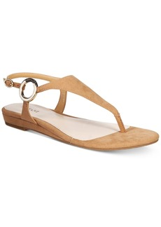 Alfani Women's Honnee Flat Sandals, Only at Macy's Women's Shoes