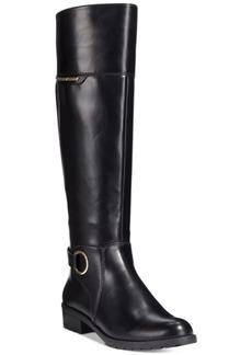 Alfani Women's Jadah Riding Boots, Only at Macy's Women's Shoes