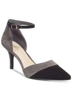 Alfani Women's Jorrdyn Pointed-Toe D'Orsay Pumps, Only at Macy's Women's Shoes