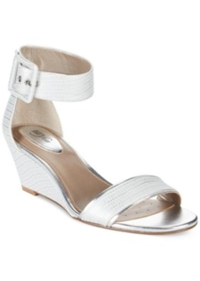 Alfani Women's Kyrah Wedge Sandals Women's Shoes