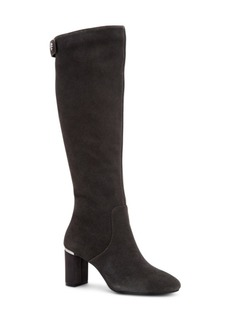 Alfani Women's Nessii Step 'N Flex Wide-Calf Dress Boots, Created for Macy's Women's Shoes