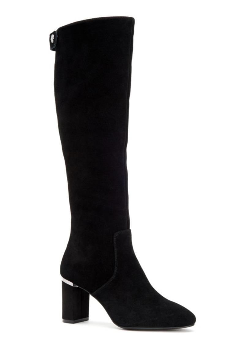 Alfani Women's Nessii Step 'N Flex Wide-Calf Dress Boots, Created for Macy's Women's Shoes