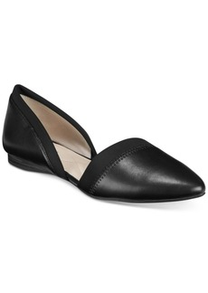 Alfani Women's Perrlla D'Orsay Pointed-Toe Flats, Only at Macy's Women's Shoes