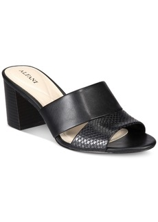 Alfani Women's Rochele Slip-On Mules, Only at Macy's Women's Shoes