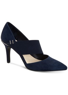 Alfani Women's Shellii Cutout Pumps, Created For Macy's Women's Shoes