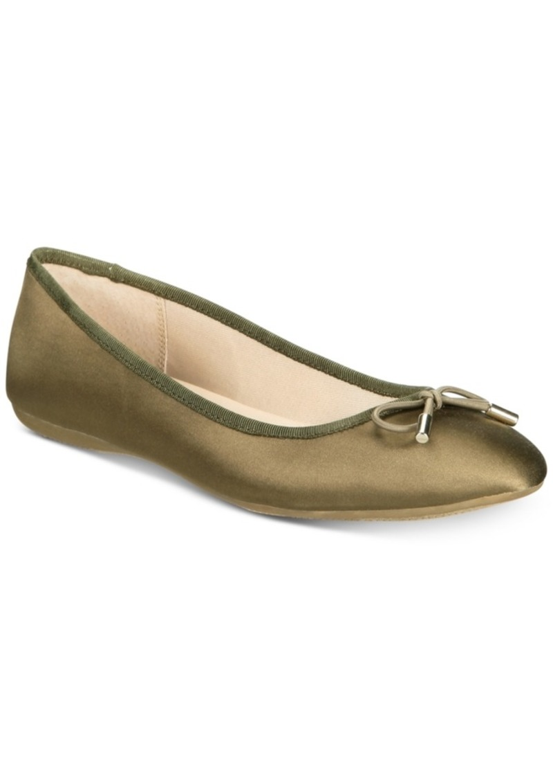 On Sale today! Alfani Alfani Women s Step  N Flex Aleaa Ballet Flats ... 57b09ebddadd9