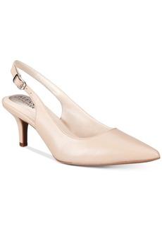Alfani Women's Step 'N Flex Babbsy Pointed-Toe Slingback Pumps, Only at Macy's Women's Shoes
