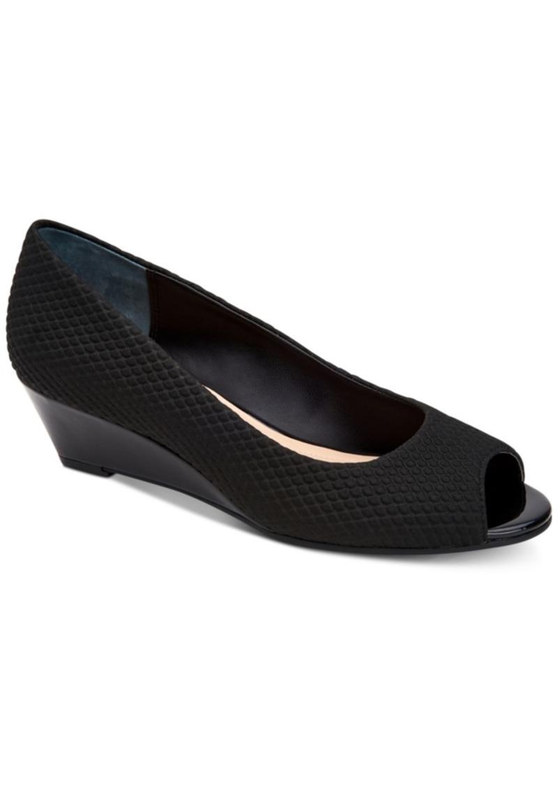 Alfani Women's Step 'N Flex Cammi Wedges, Created for Macy's Women's Shoes