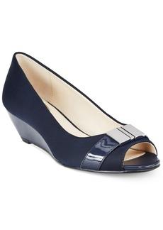Alfani Women's Step 'N Flex Chorde Wedge Pumps, Only at Macy's Women's Shoes