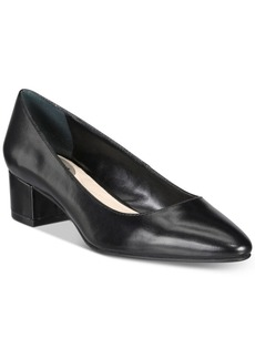 Alfani Women's Step 'N Flex Daleah Block-Heel Pumps, Only At Macy's Women's Shoes