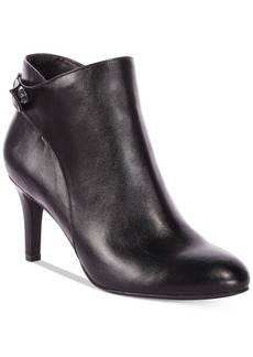 Alfani Women's Step 'N Flex Fawwn Ankle Booties, Created for Macy's Women's Shoes
