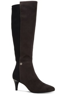 Alfani Women's Step 'N Flex Hakuu Dress Boots, Created for Macy's Women's Shoes