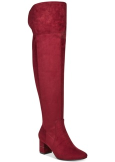 Alfani Women's Step 'N Flex Novaa Over-The-Knee Boots, Created For Macy's Women's Shoes