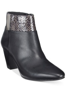 Alfani Women's Step 'N Flex Palessa Booties, Only at Macy's Women's Shoes