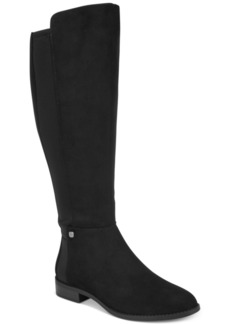 Alfani Women's Step 'N Flex Pippaa Wide-Calf Tall Boots, Created for Macy's Women's Shoes