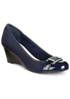 Alfani Women's Step 'N Flex Tomina Wedges, Only at Macy's Women's Shoes