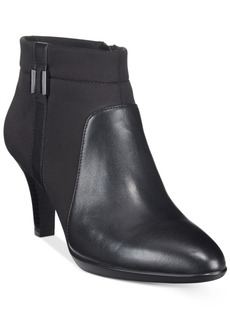 Alfani Women's Step 'N Flex Venah Ankle Booties, Only at Macy's Women's Shoes