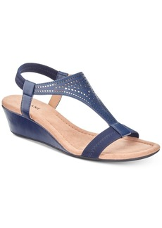 Alfani Women's Vacanzaa Wedge Sandals, Created for Macy's Women's Shoes