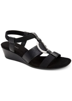 Alfani Women's Vennice Wedge Sandals, Created for Macy's Women's Shoes