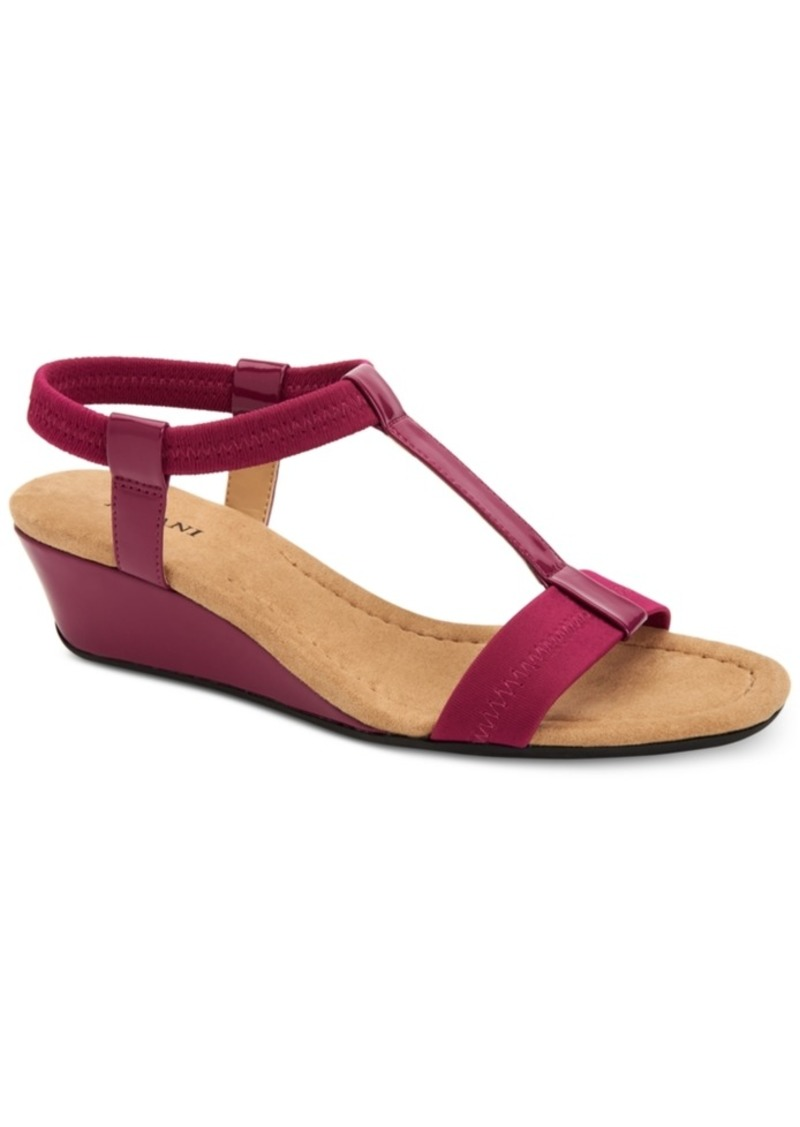 04f6679c1299 Alfani Alfani Women s Voyage Wedge Sandals