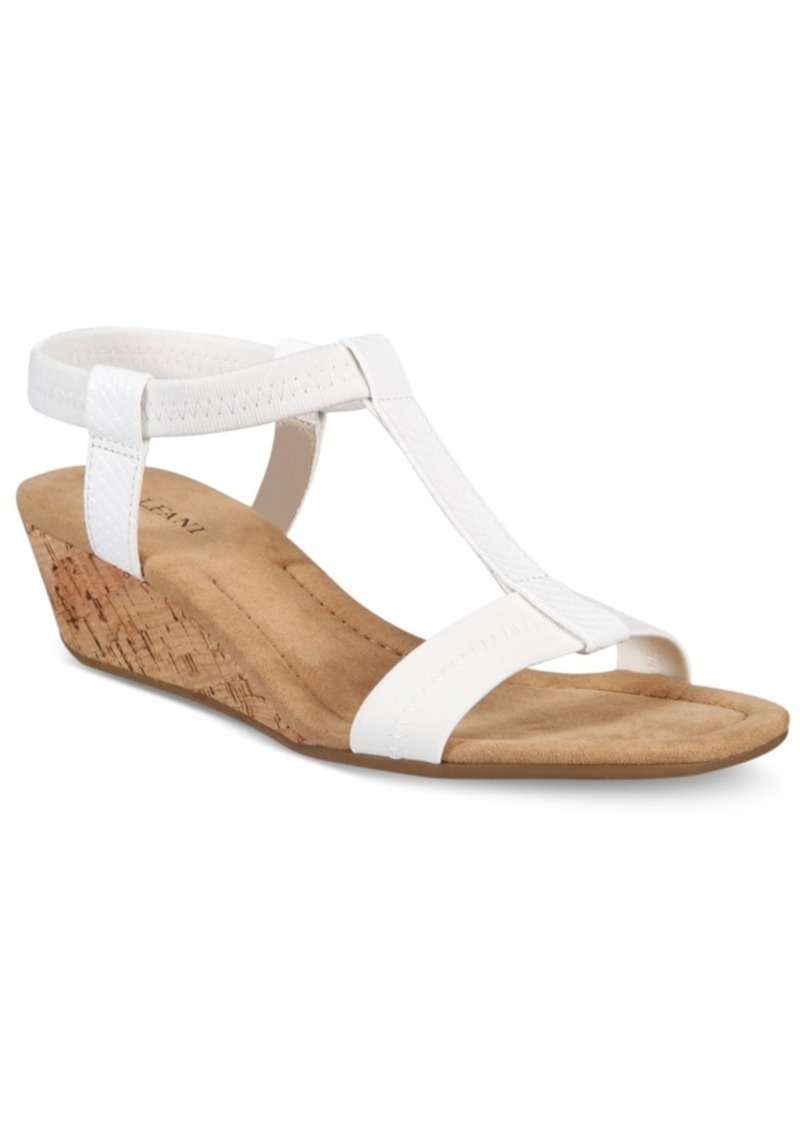 Alfani Women's Voyage Wedge Sandals, Created for Macy's Women's Shoes