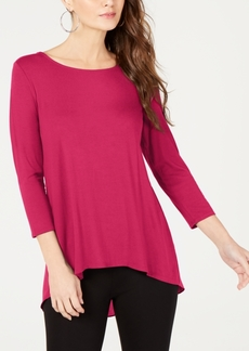 Alfani Woven-Back Top, Created for Macy's