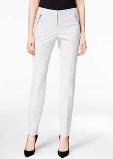 Alfani Zip-Pocket Ankle Pants, Only at Macy's
