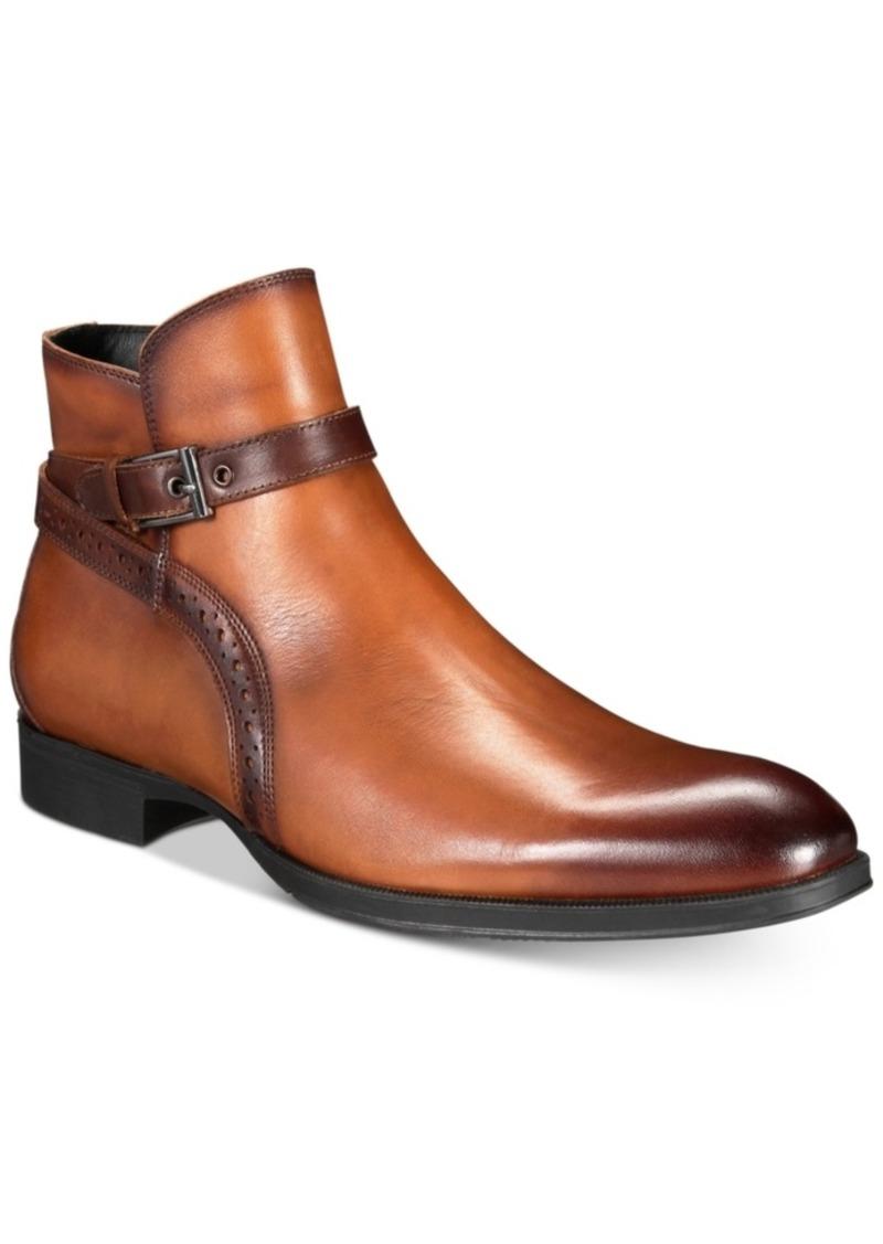 677ac1adb31 Alfani AlfaTech by Alfani Men s Ansell Double Buckle Boots