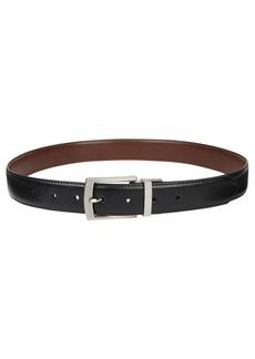 Alfani Club Room Men's Reversible Stretch Belt, Created for Macy's
