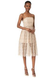 alice + olivia Alma Party Dress