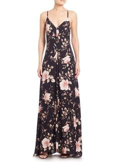 Alice + Olivia Alves Crossback Dress