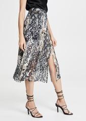 alice + olivia Athena Skirt