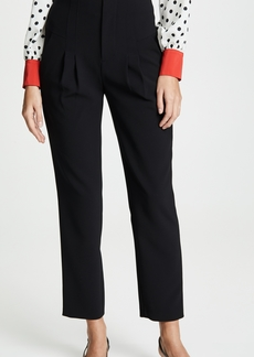 alice + olivia Ayla Seamed Hip Pants