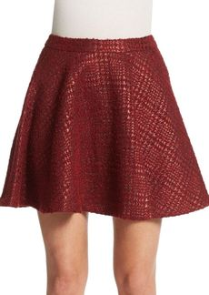Alice + Olivia Blaise Mini Skirt