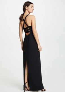 alice + olivia Brianna Maxi Dress