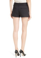 Alice + Olivia Cady Cotton Blend Shorts