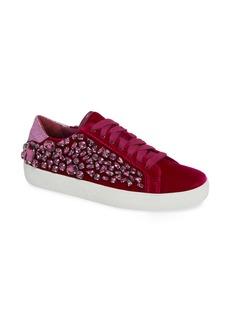 Alice + Olivia Cammen Embellished Sneaker (Women)