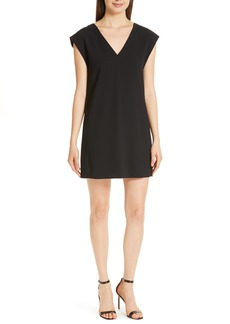 Alice + Olivia Carita Back Tie Shift Dress