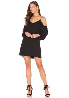 Alice + Olivia Carli Cold Shoulder Dress
