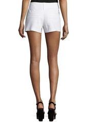 Alice + Olivia Classic Cady Shorts