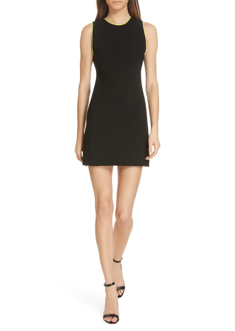 Alice + Olivia Clyde A-Line Dress
