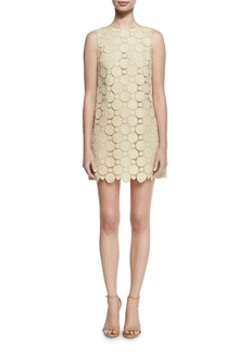 Alice + Olivia Clyde A-Line Shift Mini Dress