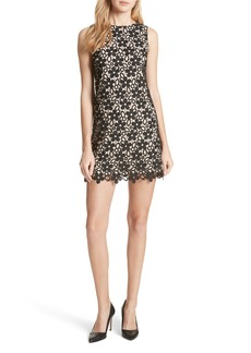 Alice + Olivia Clyde Lace Shift Dress