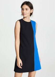 alice + olivia Coley Colorblock Dress
