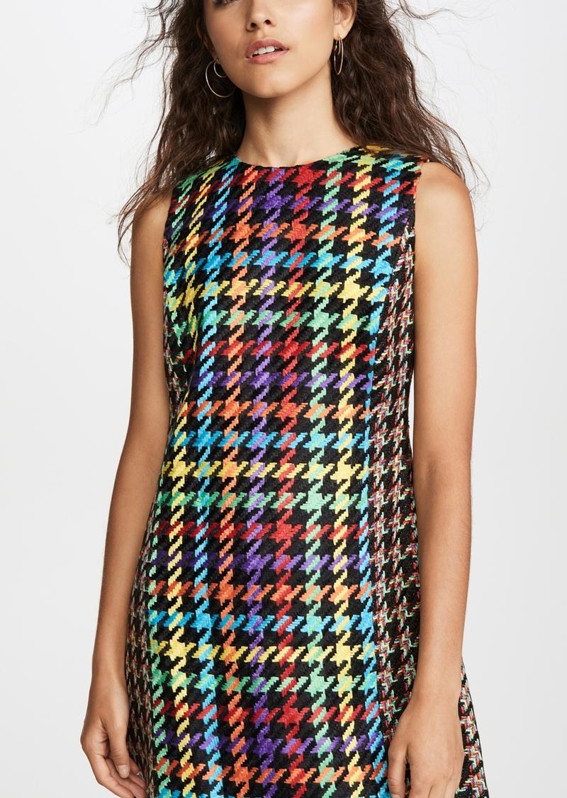 alice + olivia Coley Crew Neck Dress
