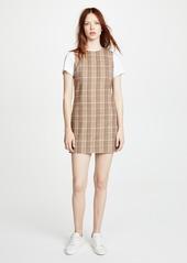 alice + olivia Coley Mini Dress